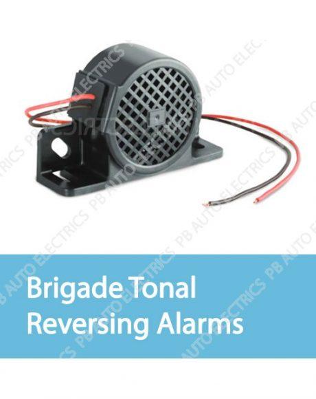 Brigade Tonal Alarms