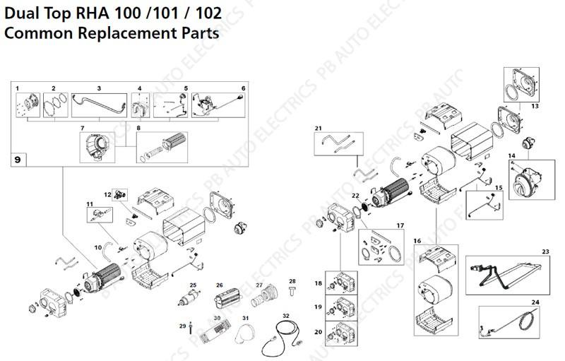 webasto spare parts list. Black Bedroom Furniture Sets. Home Design Ideas