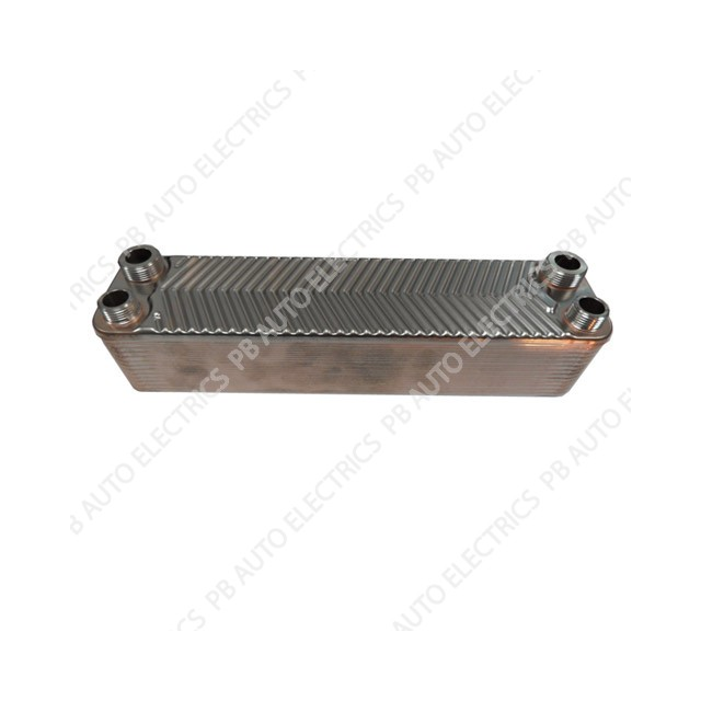 Webasto Plate Heat Exchanger WITHOUT Mixer Tap - 41T0032