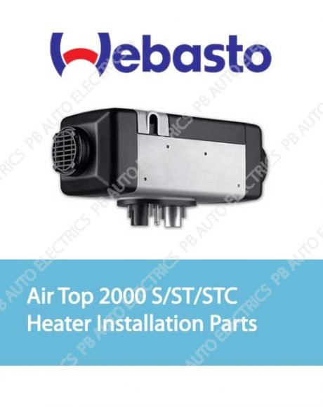 webasto heater installation parts pb auto electrics. Black Bedroom Furniture Sets. Home Design Ideas
