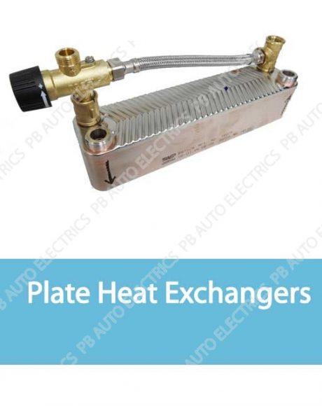Webasto Plate Heat Exchangers