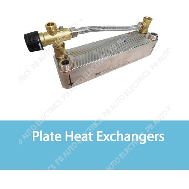 Webasto Plate Heat Exchangers