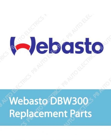 DBW300 Common Replacement Parts