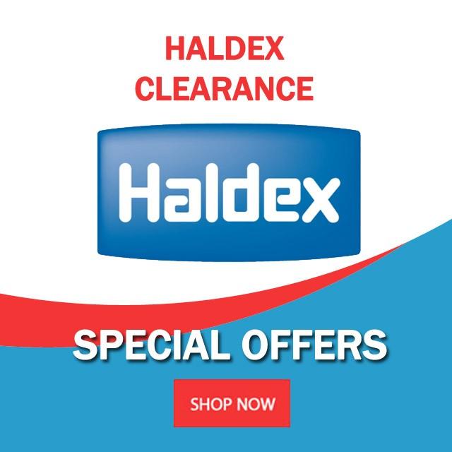 Haldex Clearance