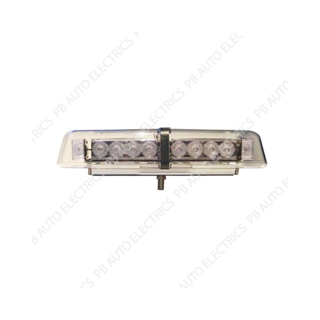 LAP Electrical Single Bolt Mini LED Lightbar 12/24v - LAP1224SP