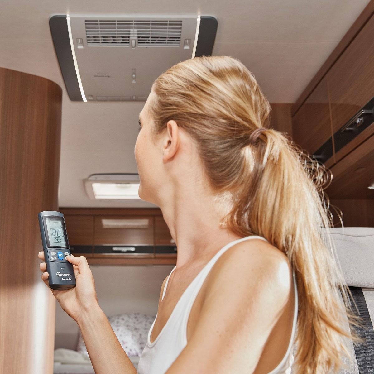 Truma Aventa Comfort Air Conditioning Remote User Unit large