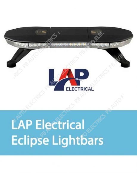LAP Electrical Eclipse Lightbars