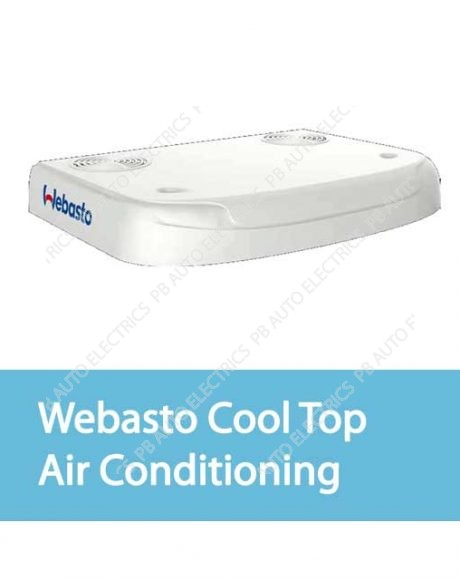 Webasto Cool Top Air Conditioning