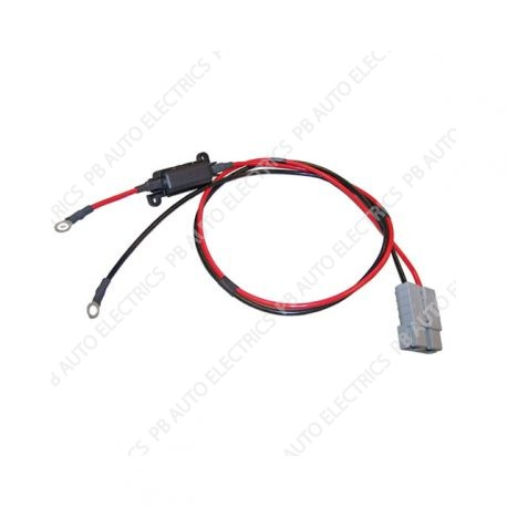 Autoclima Ugo Battery Wiring Harness - 60654464