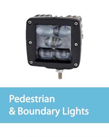 Pedestrian & Boundary