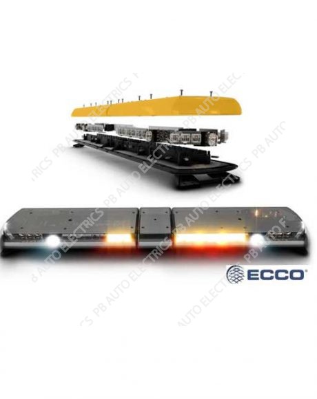 12+-Series-Vantage-LED-R65-ECE--AMBER-Lens-12-24v-R10-Lightbar