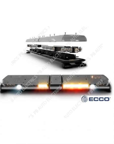 12+ Series Vantage LED R65 ECE CLEAR Lens 12-24v R10 Lightbar