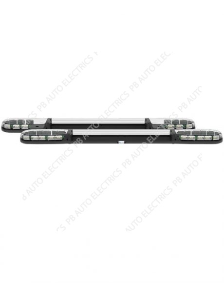 13 Series ECE R65 1500mm LED Amber Lightbar (Clear Lens) 16 LEDs 12-24v – 13-00016-E
