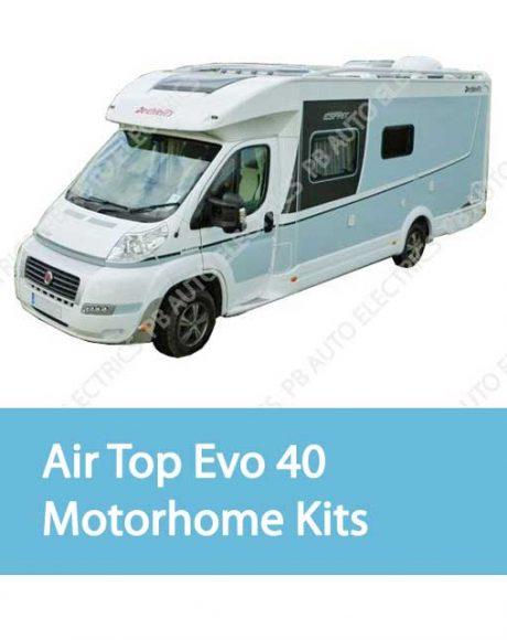 Webasto Air Top Evo 40 Motorhome Heater Kits