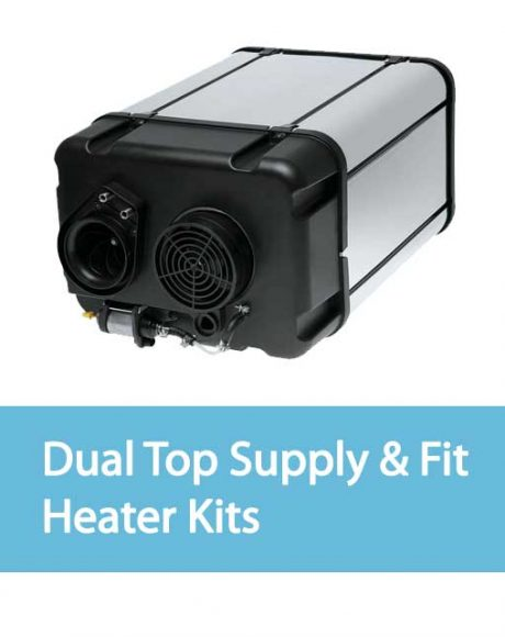 Dual Top Heating