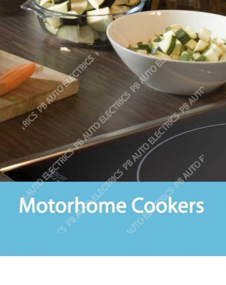 Motorhome Cookers