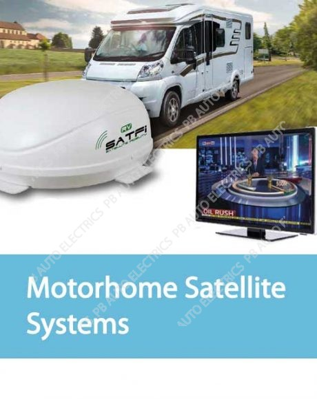 Motorhome Satellite Systems