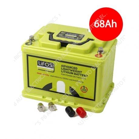 LIFOS Advanced Premium Lightweight Lithium Battery