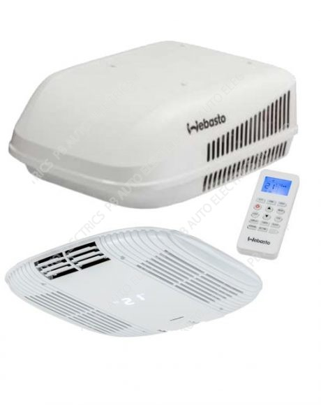 Webasto RV Cool Top Trail 35 Rooftop Air Conditioning Unit With Air Diffuser And Remote - 9039074A
