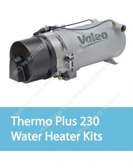 Webasto Thermo Plus 230 Water Heater Kits