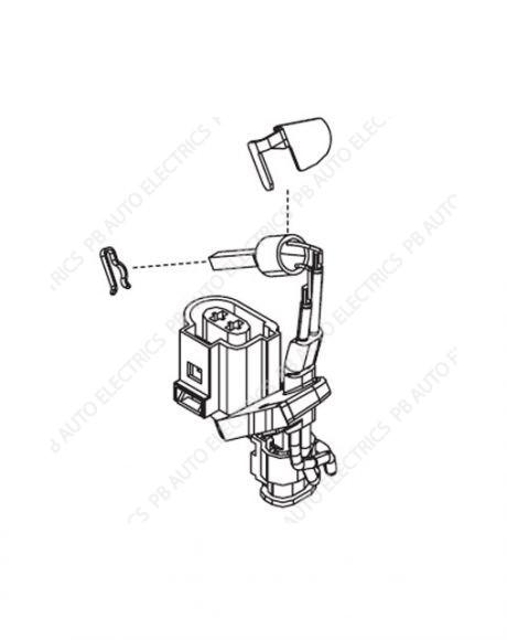 Webasto Thermo Pro 50 Eco Glowpin 24v - 9026490A