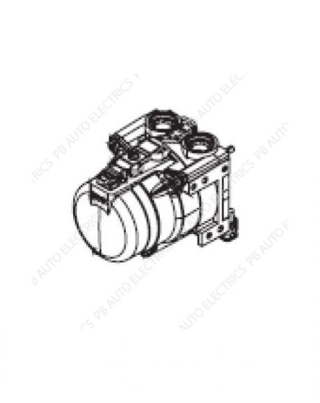 Webasto Thermo Pro 50 Eco Heat Exchanger - 1321655A