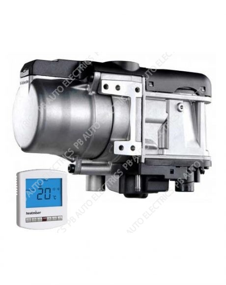 Webasto Thermo Top Evo 5 Diesel 12v Narrowboat Kit With Seven Day Timer & Filter Kit – 4117864A