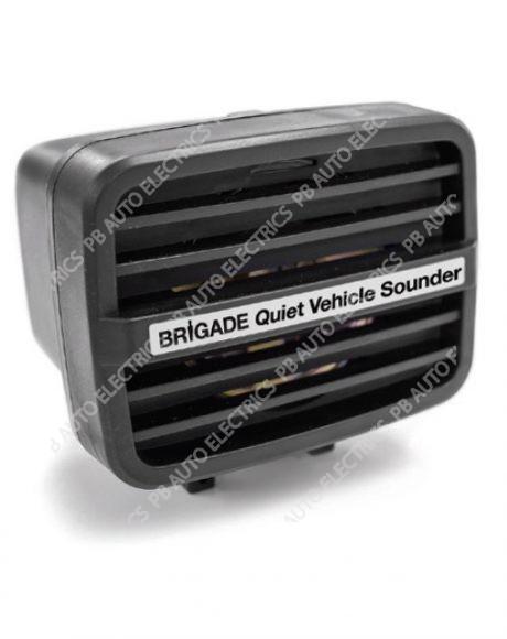Brigade QVS bbs-tek Quiet Vehicle Sounder (AVAS) 12/24v QVS-001-75 - 5385