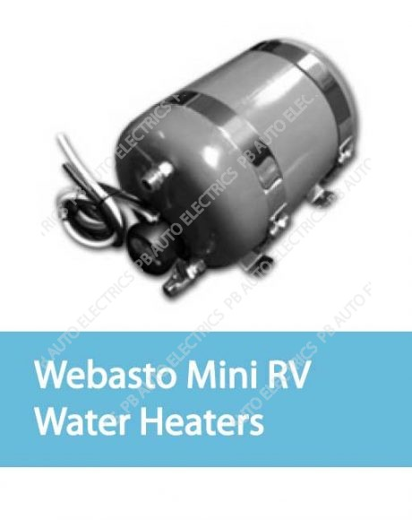 Webasto Mini RV Water Heaters