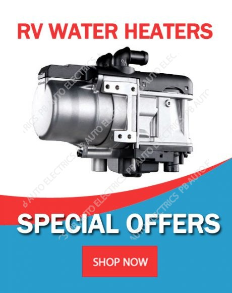 Webasto Water Heater Special Offers