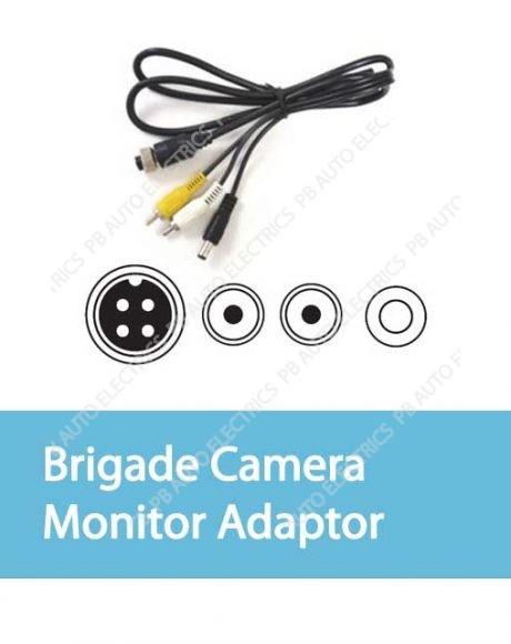 Brigade Camera Monitor Adapters