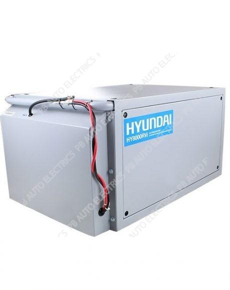 Hyundai HY8000RVi Motorhome RV Petrol Inverter Generator - HY8000RVi