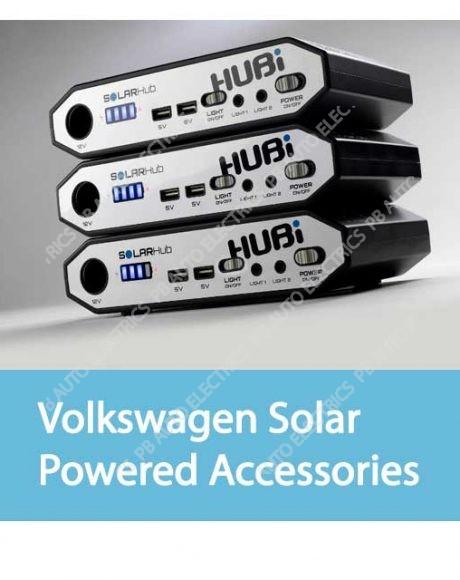 Volkswagen T4/T5/T6 Solar Powered Accessories