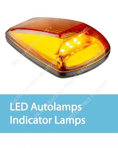 LED Autolamps Indicator Lamps