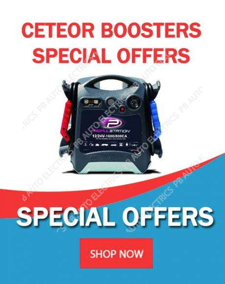Ceteor Boosters Special Offers