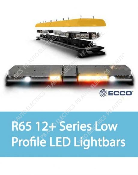 R65 12+ Series Low Profile LED Lightbars