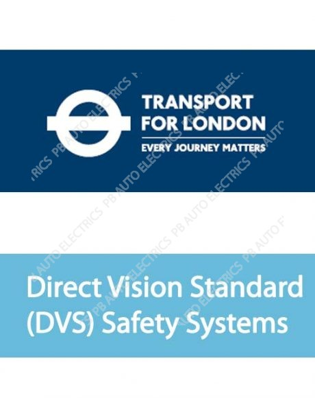 Brigade Direct Vision (DVS) HGV Safety Systems