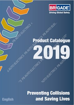 Brigade Product Catalogue 2019
