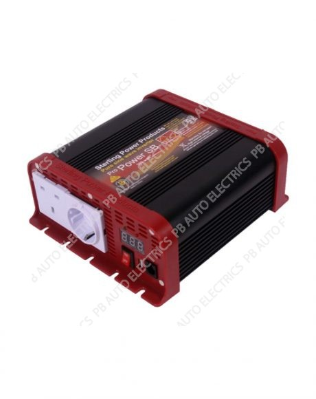 Sterling Power Pro-Power SB Pure Sine Wave Inverter 12V 600W - SIB12600