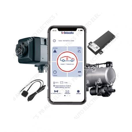 Webasto Heater ThermoConnect TCon2 Smart Phone Remote Control - TCon2