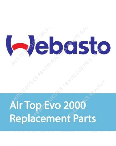 Webasto Air Top Evo 2000 Common Replacement Parts