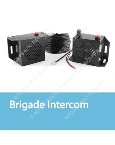 Brigade Intercom