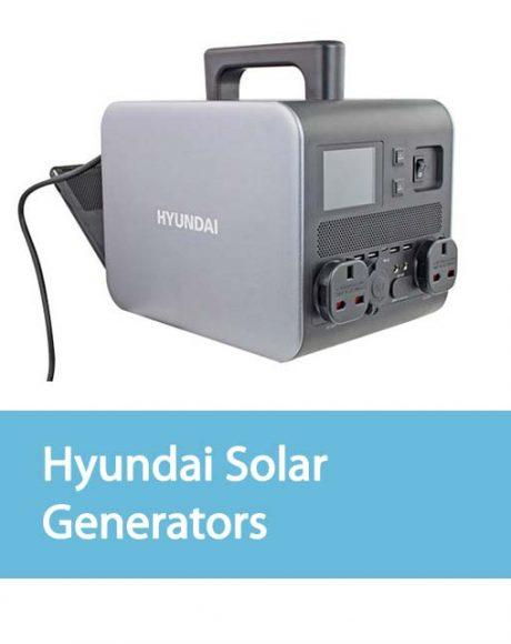 Hyundai Solar Generators