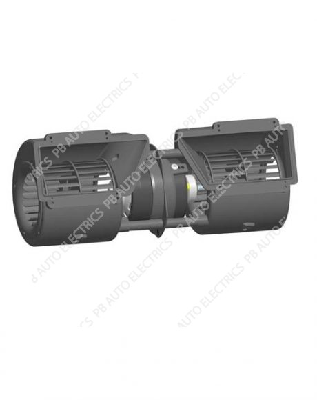 SPAL Double Centrifugal Blower 360CFM 12v 3 Speed 005-A45-02 L301 RPA3VCB - 30001803