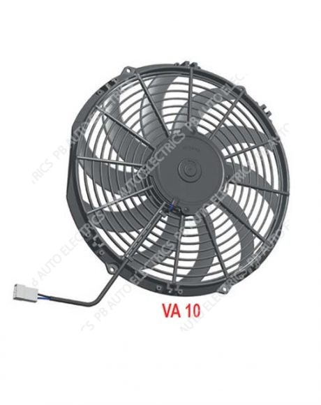 "SPAL High Performance 12"" (305mm) 12v Cooling Fan (Suction) - VA10-AP50/C-61A (30101522A)"
