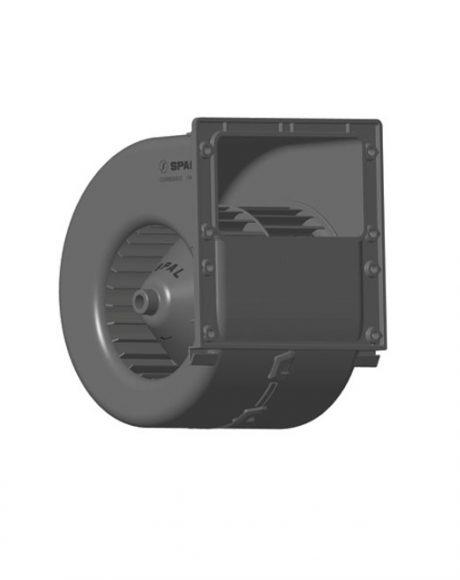 SPAL Single Centrifugal Blower 301CFM 12v Single Speed 010-A70-74D – 30003523B
