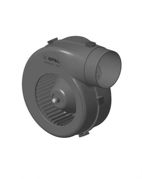 SPAL Single Centrifugal Blower 348CFM 12v Single Speed 001-A39-49D – 30001023