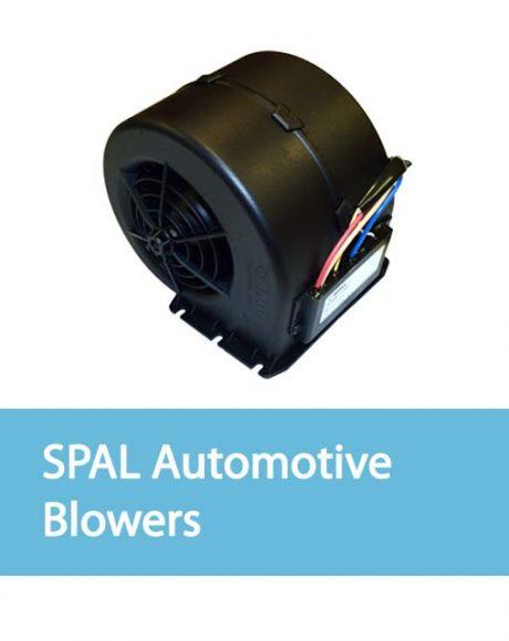 SPAL Automotive Blowers
