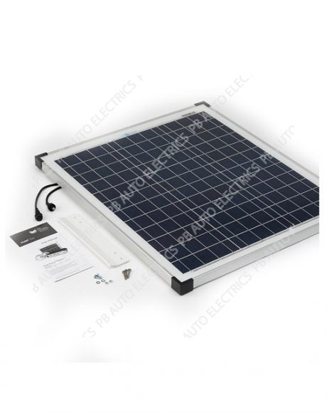 Hubi Retro 3 Winter Expansion 45w Solar Panel - STP045V