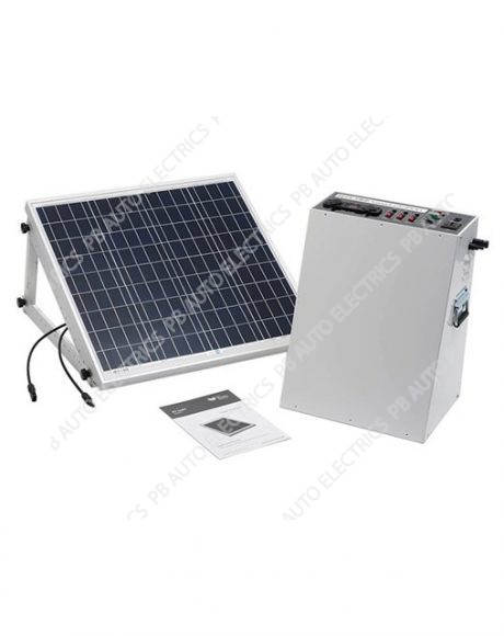 Hubi Solar Power Station Premium 250 For Off Grid Buildings - SPS250